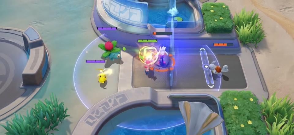 Pokemon UNITE - Game Overview