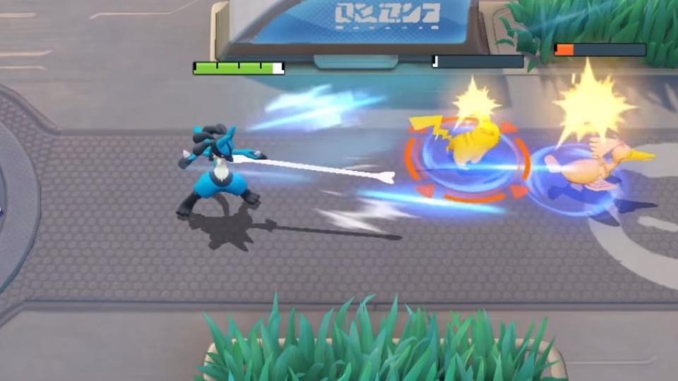 Pokemon UNITE - Gameplay 1