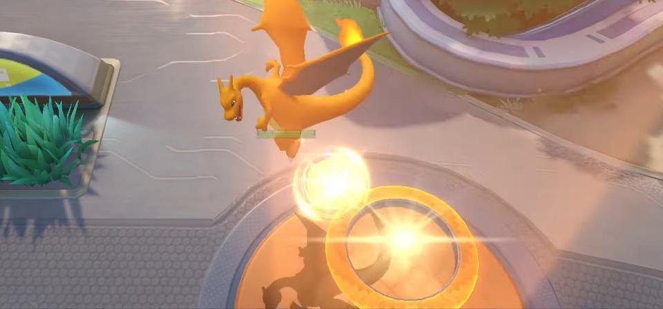 Pokemon UNITE - Gameplay