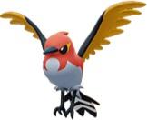 Pokemon UNITE - Fletchinder
