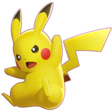 Pokemon UNITE - Pikachu