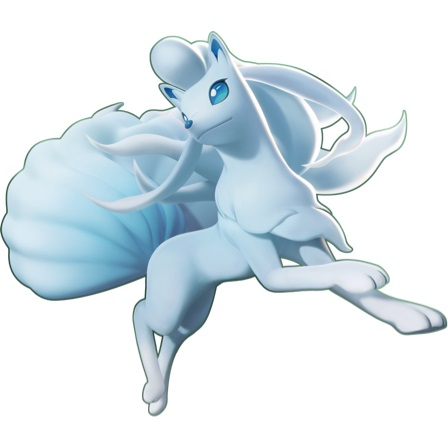 Pokemon UNITE - Alolan Ninetails