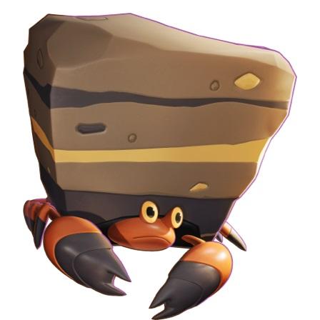 Pokemon UNITE - Crustle