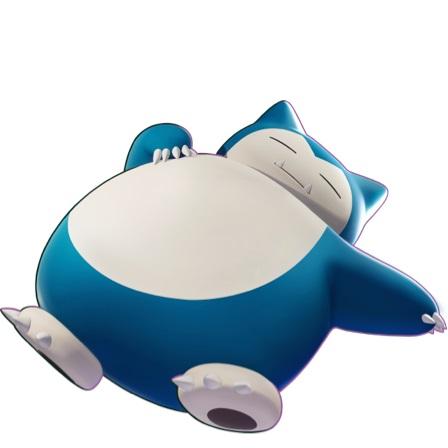 Pokemon UNITE - Snorlax
