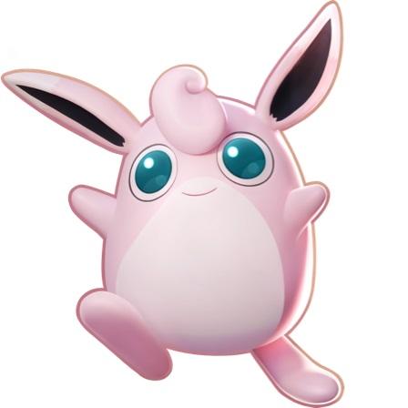 Pokemon UNITE - Wigglytuff