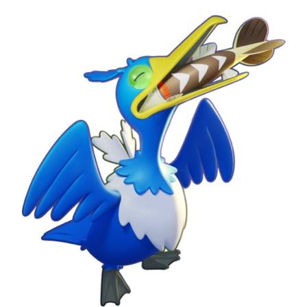 Pokemon UNITE - Cramorant