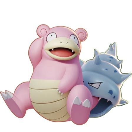 Pokemon UNITE - Slowbro