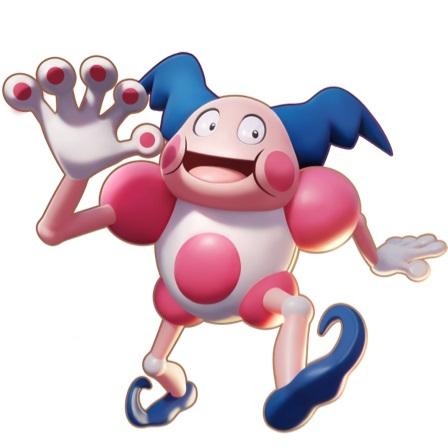 Pokemon UNITE - Mr. Mime
