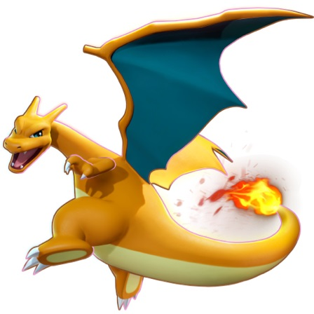 Pokemon UNITE - Charizard