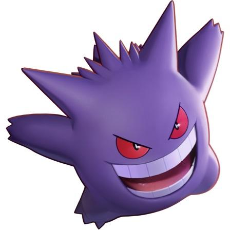 Pokemon UNITE - Gengar