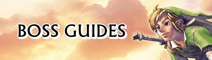 The Legend of Zelda: Skyward Sword HD - Boss Guides Banner