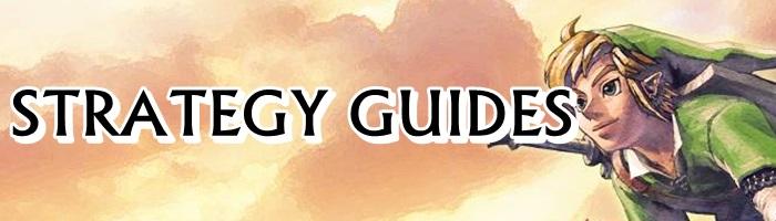 The Legend of Zelda: Skyward Sword HD - Strategy Guides Banner