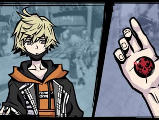 NEO: The World Ends with You - Game Overview Pins