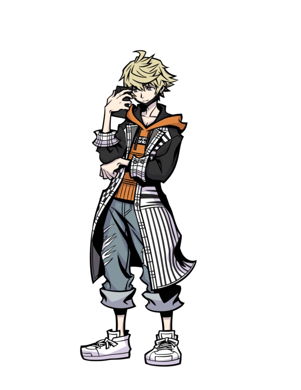 NEO: The World Ends with You - Rindo Character Full