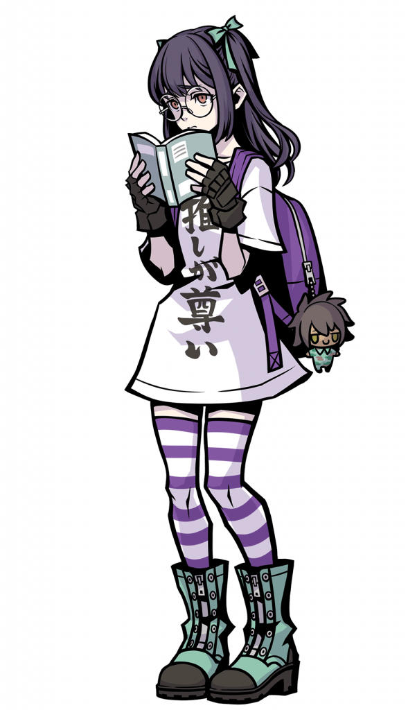 NEO: The World Ends with You - Nagi Character Full