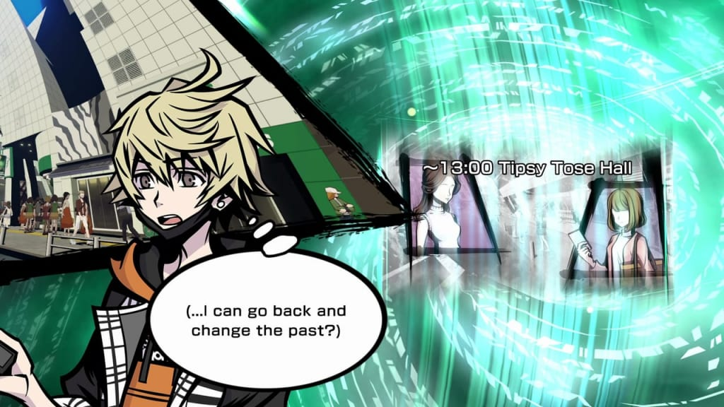 NEO: The World Ends with You - Rindo Replay Psychic Ability