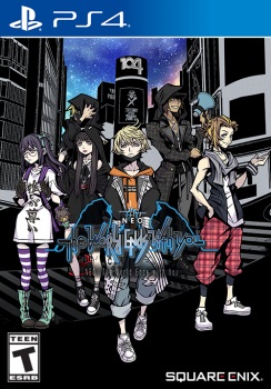 NEO: The World Ends With You - Physical Standard Edition (PS4)