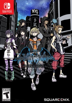 NEO: The World Ends With You - Physical Standard Edition (NSW)