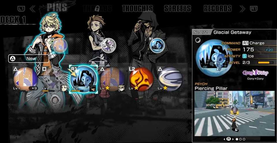 NEO: The World Ends With You - Team (Party)