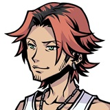 NEO: The World Ends with You - Ryoji Character Icon