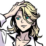 NEO: The World Ends with You - Eiji Oji Character Icon