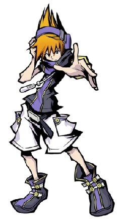 NEO: The World Ends With You - Neku (Original Appearance)