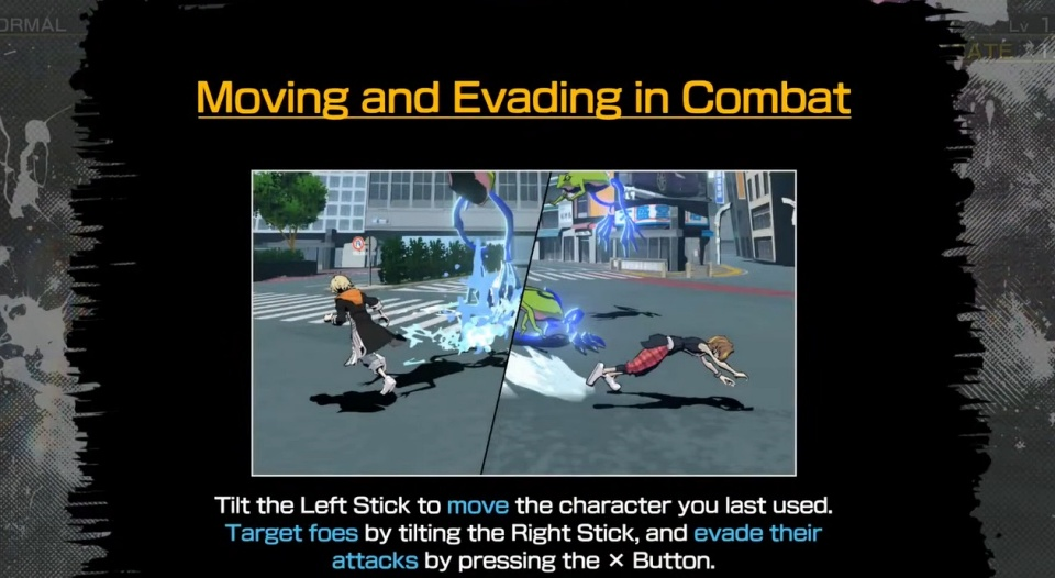 NEO: The World Ends With You - Tips for Combat