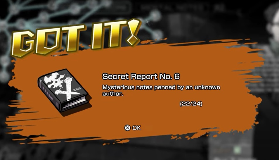 NEO: The World Ends With You - Secret Reports