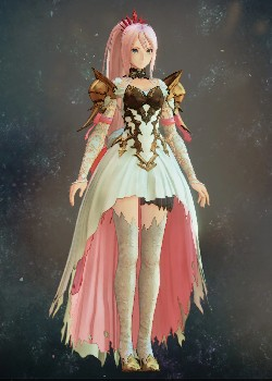 Tales of Arise - Shionne Noble Blossom Costume Outfit