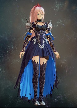 Tales of Arise - Shionne Noble Azure Costume Outfit
