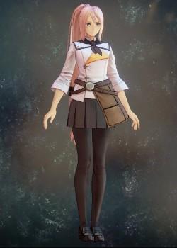 Tales of Arise - Shionne Clerk Uniform Costume Outfit