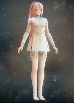 Tales of Arise - Shionne Tunica Rene Costume Outfit
