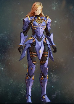 Tales of Arise - Kisara Aquatic Guardsman Armor Costume Outfit