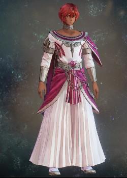 Tales of Arise - Dohalim il Qaras Festive Attire Costume Outfit