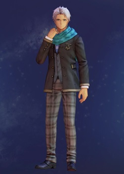 Tales of Arise - Alphen Boys' School Uniform A Costume Outfit
