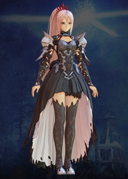 Tales of Arise - Shionne Noble Ash Costume Outfit