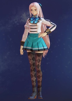 Tales of Arise - Shionne Girls' School Uniform A Costume Outfit