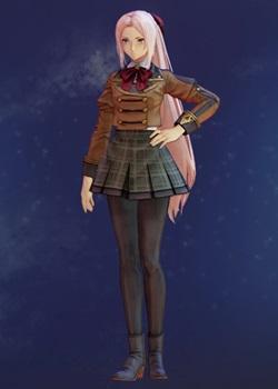 Tales of Arise - Shionne Girls' School Uniform B Costume Outfit