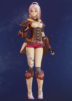 Tales of Arise - Shionne World Unifier Costume Outfit
