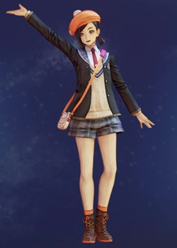 Tales of Arise - Rinwell Owl Uniform A Costume Outfit