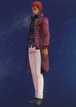 Tales of Arise - Dohalim Principal Coat A Costume Outfit