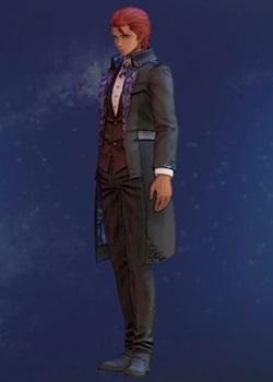 Tales of Arise - Dohalim Principal Coat B Costume Outfit