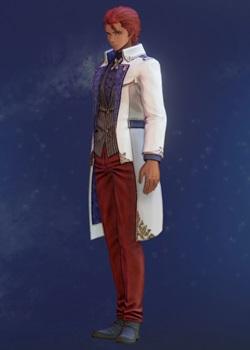 Tales of Arise - Dohalim Principal Coat C Costume Outfit
