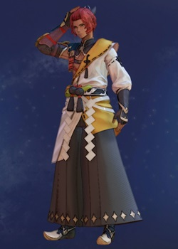 Tales of Arise - Dohalim Shogun Regalia A Costume Outfit