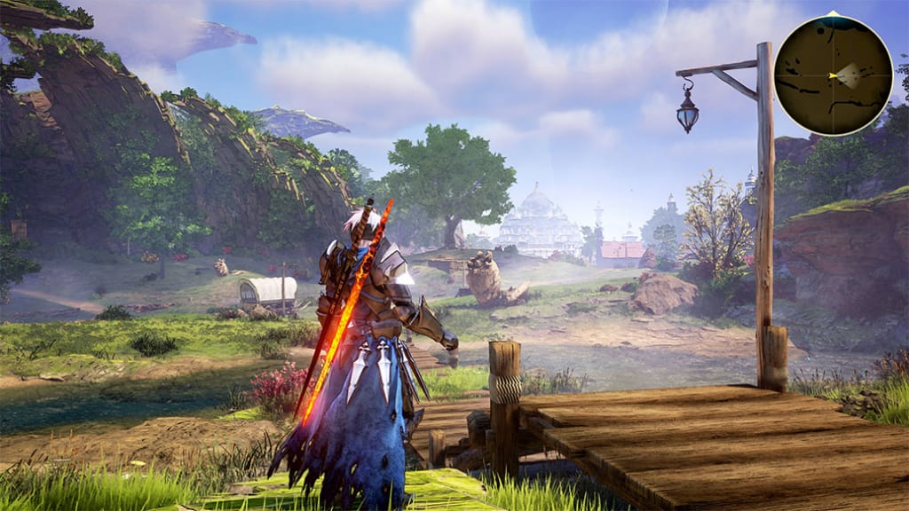 Tales of Arise - Field Exploration Gameplay