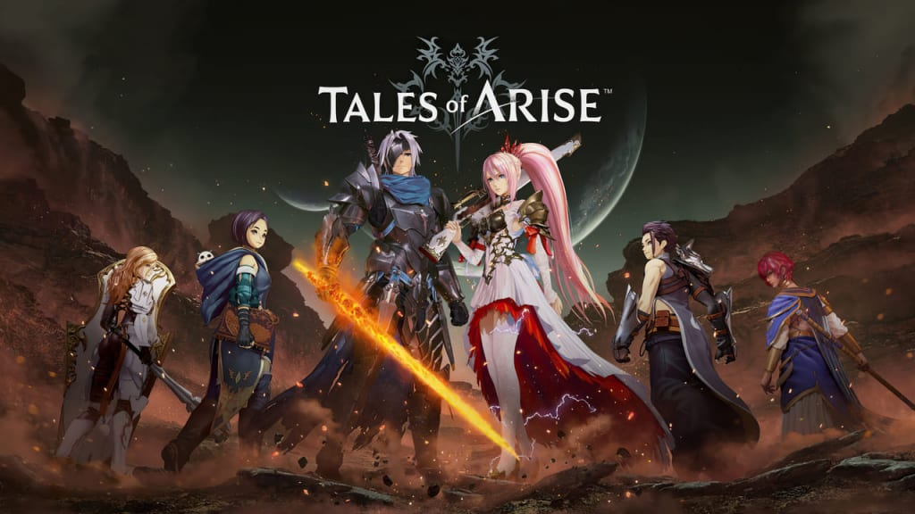 Tales of Arise - Game Editions and Pre-Order Bonuses