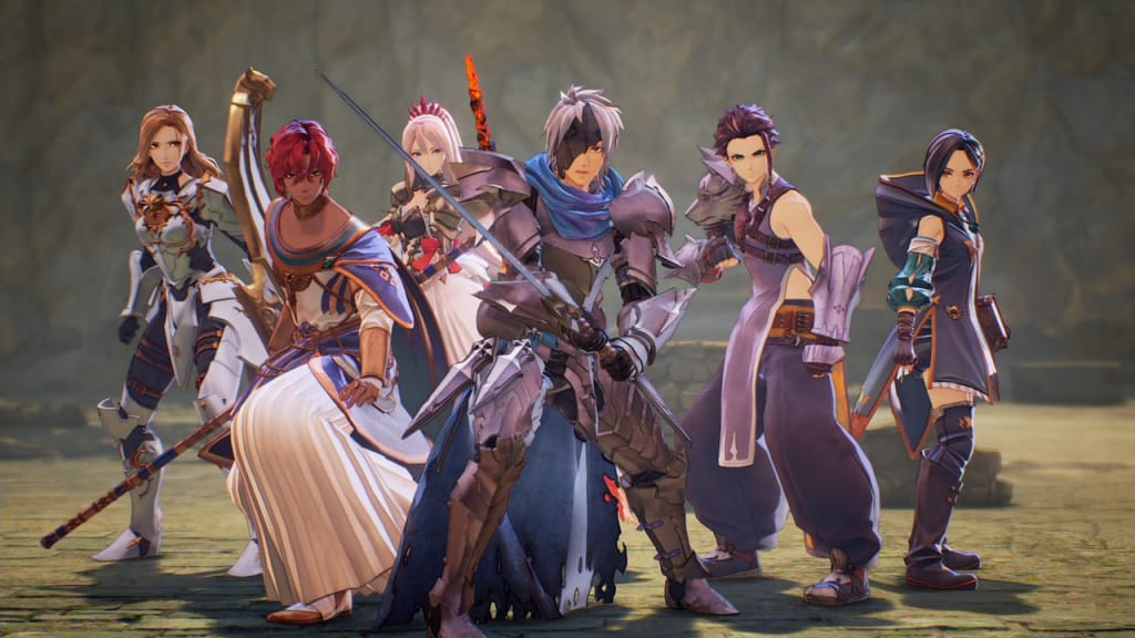 Tales of Arise - All Six Characters