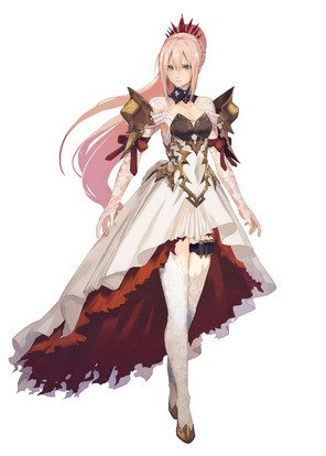 Tales of Arise - Shionne Character Full Body