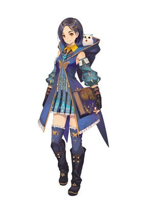 Tales of Arise - Rinwell Character Full Body