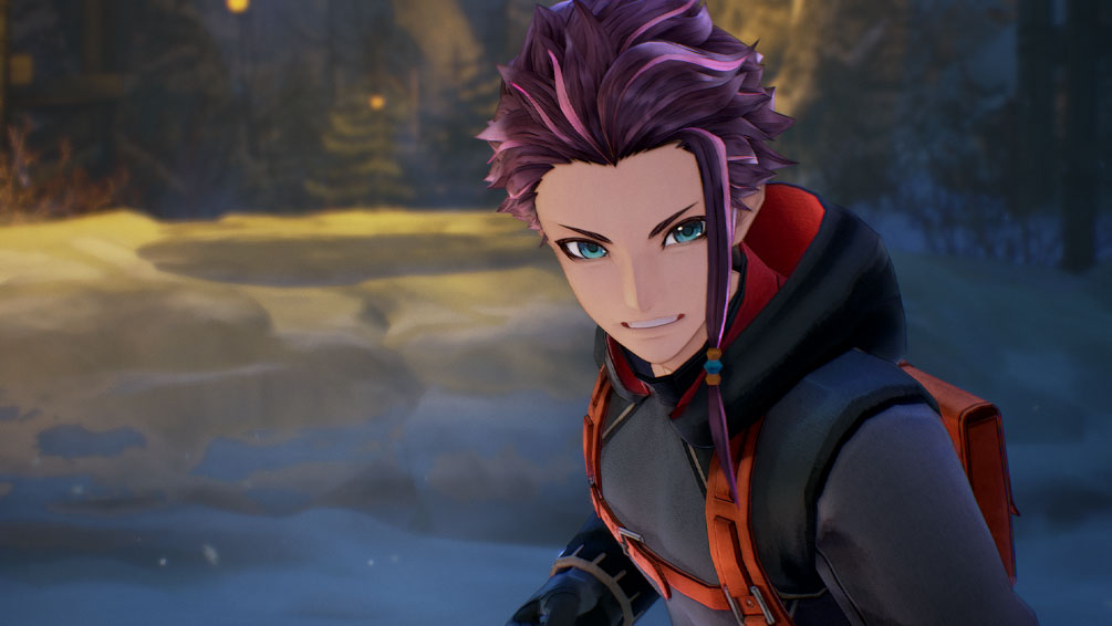Tales of Arise - Law Character Overview